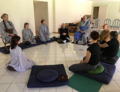 Gold Coast Zen Group, Special Events till 9-Oct-2019
